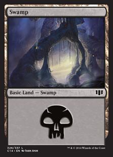《沼/Swamp》(326)[C14] 土地