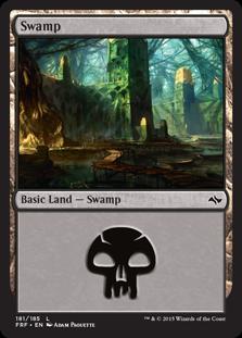 《沼/Swamp》(181)[FRF] 土地