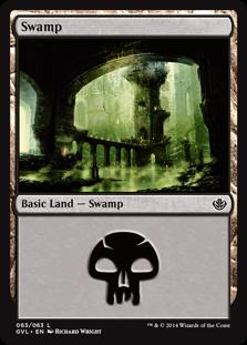 《沼/Swamp》(63)[DD3・GvL] 土地