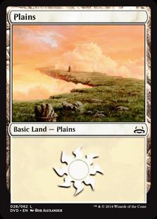 《平地/Plains》(28)[DD3・DvD] 土地