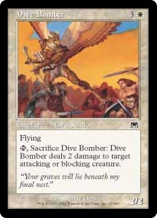 《急降下爆撃兵/Dive Bomber》[ONS] 白C