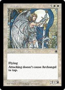 《大天使/Archangel》[POR] 白R
