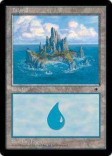 《島/Island》 B[POR] 土地