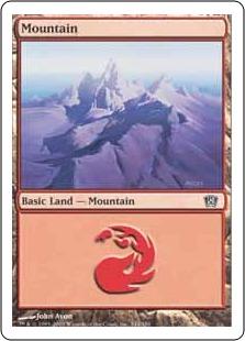 《山/Mountain》(344)[8ED] 土地