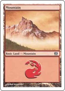 《山/Mountain》(346)[8ED] 土地
