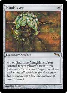 《精神隷属器/Mindslaver》[MRD] 茶R