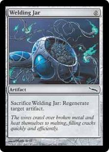 《溶接の壺/Welding Jar》[MRD] 茶C