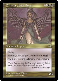闇の天使セレニア