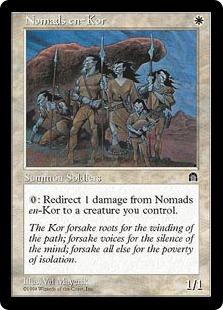 《コーの遊牧民/Nomads en-Kor》[STH] 白C