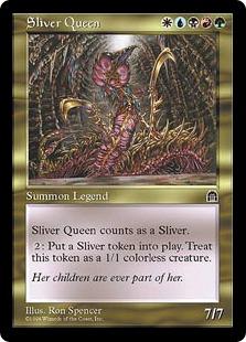 スリヴァーの女王