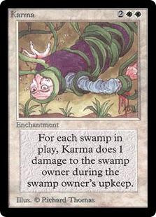 《因果応報/Karma》[LEB] 白U