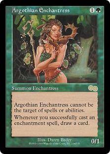 アルゴスの女魔術師