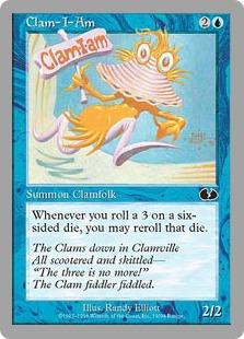 《Clam-I-Am》[UGL] 青C