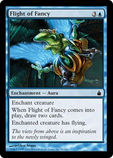 《空想の飛行/Flight of Fancy》[RAV] 青C