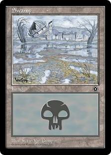 《沼/Swamp》B(Ruin) Susan Van Camp[PO2] 土地