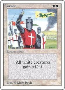 《十字軍/Crusade》[2ED] 白R