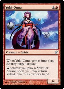 《雪女/Yuki-Onna》[SOK] 赤U
