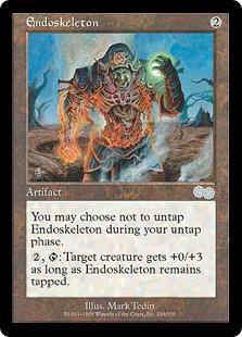 《内骨格器/Endoskeleton》[USG] 茶U