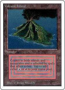 《Volcanic Island》[2ED] 土地R