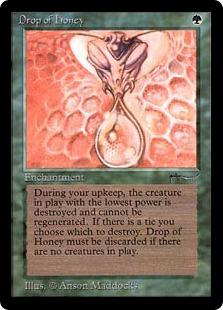 《Drop of Honey》[ARN] 緑R