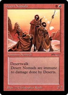 《Desert Nomads》[ARN] 赤C