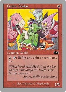 《Goblin Bookie》[UGL] 赤C