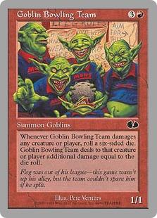 《Goblin Bowling Team》[UGL] 赤C