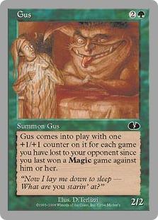 《Gus》[UGL] 緑C