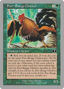 《Free-Range Chicken》[UGL] 緑C