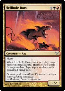 ヘルホールの鼠
