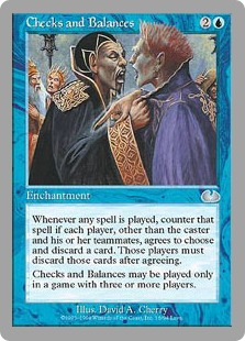 《Checks and Balances》[UGL] 青U