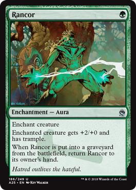 《怨恨/Rancor》[A25] 緑U