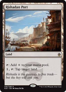 《リシャーダの港/Rishadan Port》[A25] 土地R