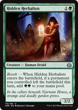 Hidden Herbalists