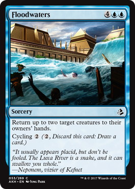 《大水/Floodwaters》[AKH] 青C