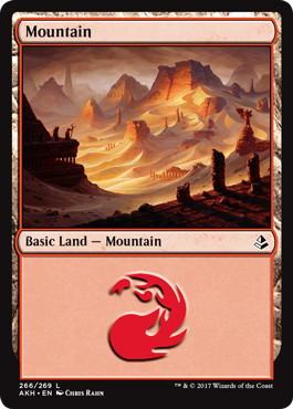 《山/Mountain》[AKH] 土地(266)