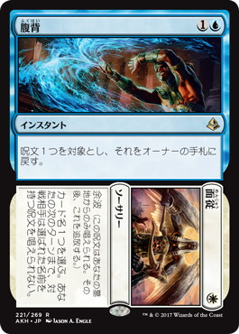 《腹背+面従/Failure+Comply》[AKH] 分R