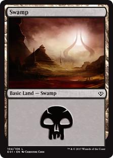 《沼/Swamp》(104)[ANN] 土地