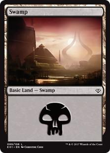 《沼/Swamp》(99)[ANN] 土地