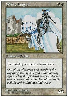 《白騎士/White Knight》[ATH] 白