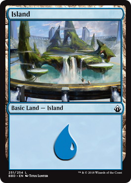 《島/Island》[BBD] 土地