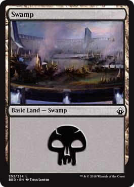 《沼/Swamp》[BBD] 土地