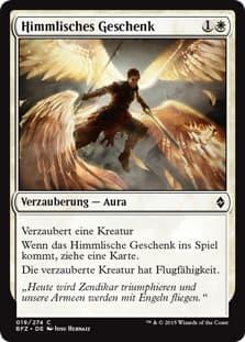 《天使の贈り物/Angelic Gift》[BFZ] 白C