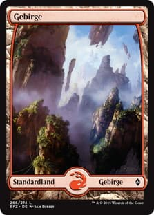 《山/Mountain》[BFZ] 土地 (266)
