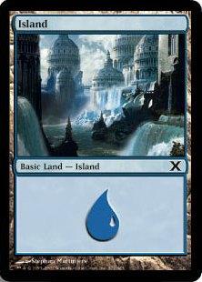 《島/Island》(371)[10ED] 土地