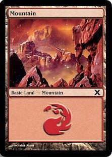 《山/Mountain》(378)[10ED] 土地