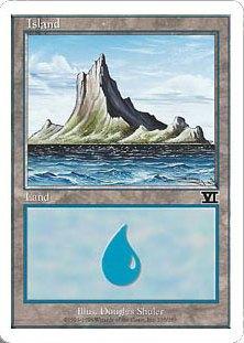 《島/Island》(335)[6ED] 土地