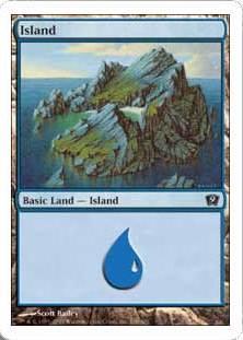 《島/Island》(338)[9ED] 土地