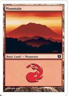 《山/Mountain》(345)[9ED] 土地