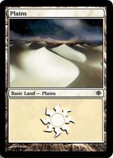 《平地/Plains》(233)[ALA] 土地